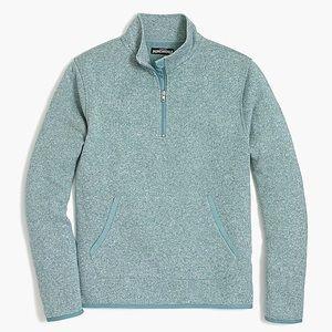 J.Crew Factory Men's Sweater Fleece Half-Zip